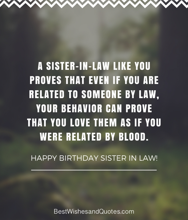 13 5 happy birthday sister in law 30 unique and special birthday messages