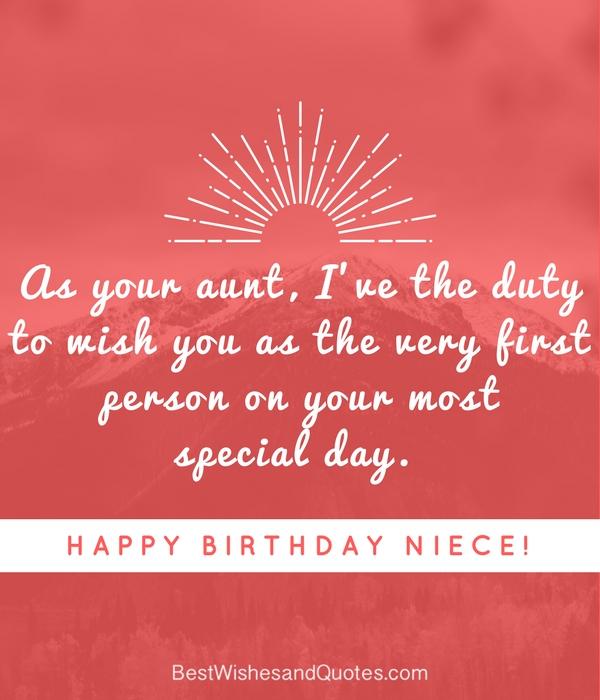 Happy Birthday Niece 31 Unique Messages That Say Happy Birthday