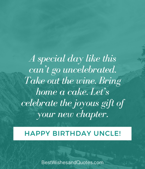 Happy birthday uncle 36 quotes to wish your uncle the best birthday sharetweetpin m4hsunfo