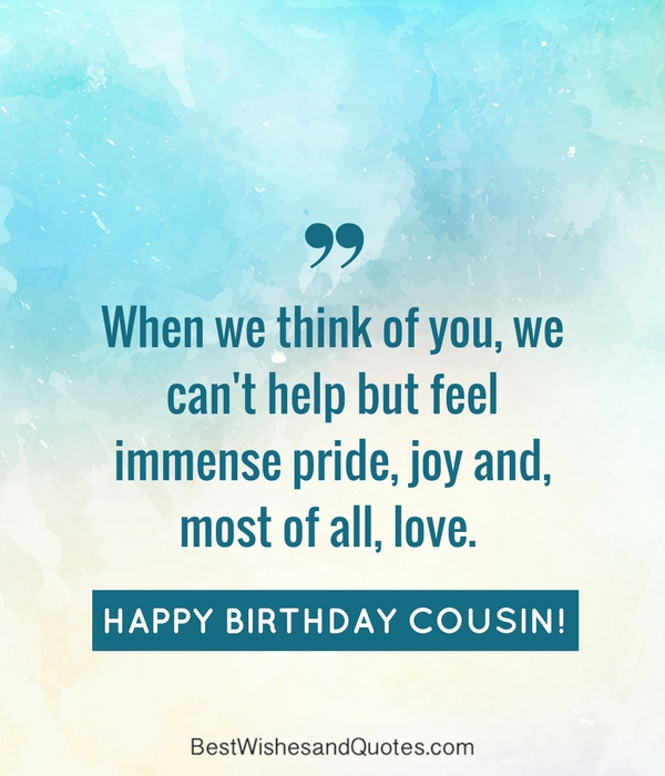 Happy birthday cousin 35 ways to wish your cousin a super birthday happy birthday cousin images and memes m4hsunfo