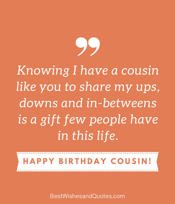 Happy Birthday Quotes For Brother In Spanish: Images Happy Birthday Cousin