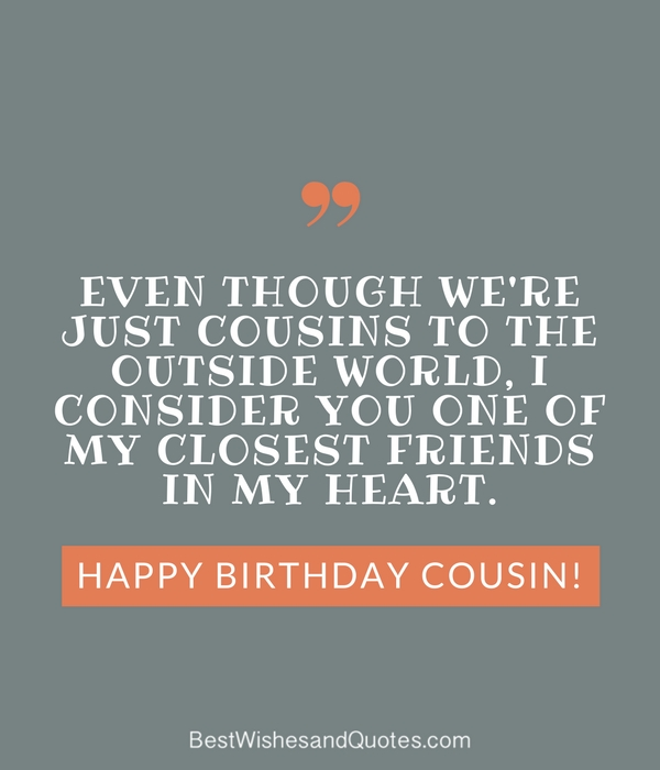happy birthday cousin 35 ways to wish your cousin a