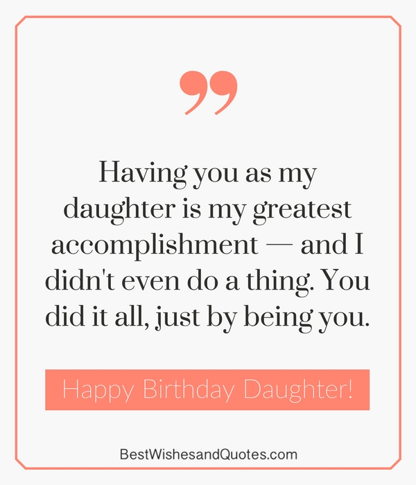 35 beautiful ways to say happy birthday daughter unique quotes sharetweetpin bookmarktalkfo Image collections