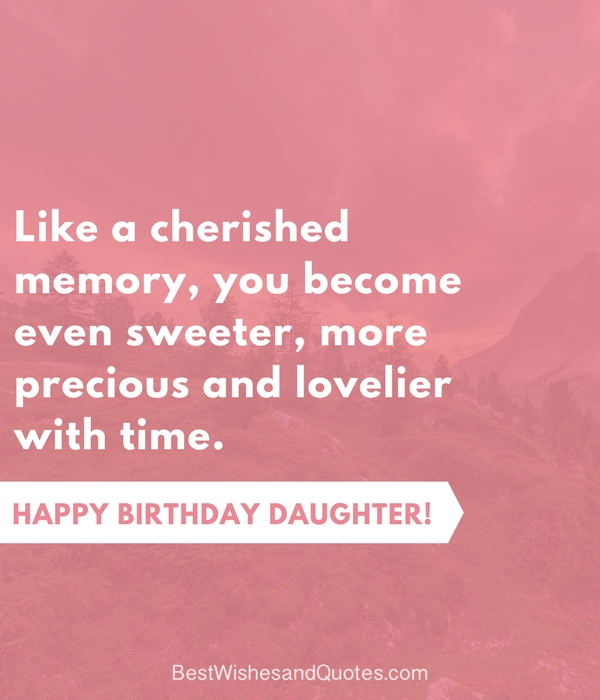 Daughter S 9th Birthday Quotes: 35 Beautiful Ways To Say Happy Birthday Daughter
