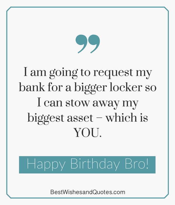 Happy birthday brother 41 unique ways to say happy birthday bro funny happy birthday brother sciox Image collections