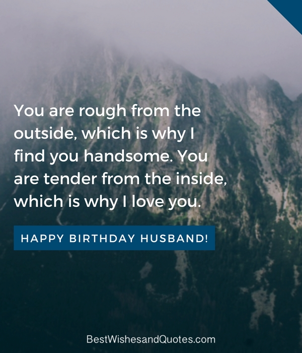 Happy Birthday Husband 30 Romantic Quotes And Birthday Messages