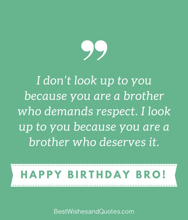 Happy Birthday Brother 41 Unique Ways To Say Happy Birthday Bro