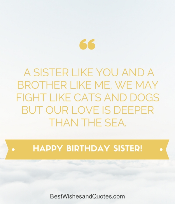 100 Great Inspirational Sisters Fight But Love Quotes
