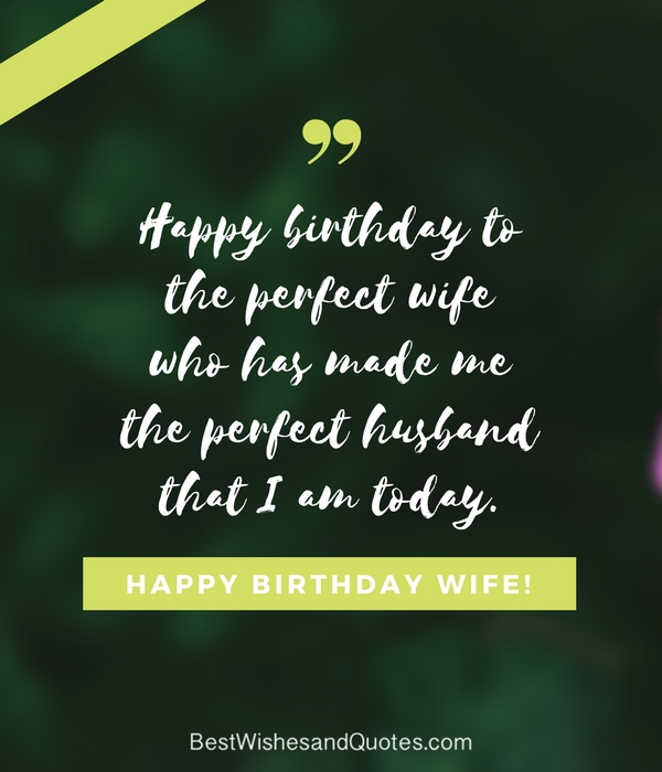 Say Happy Birthday With A Lovely Quote