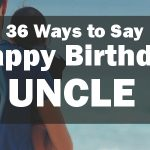 happy birthday uncle
