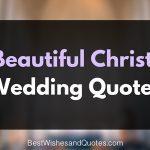 christian wedding quotes