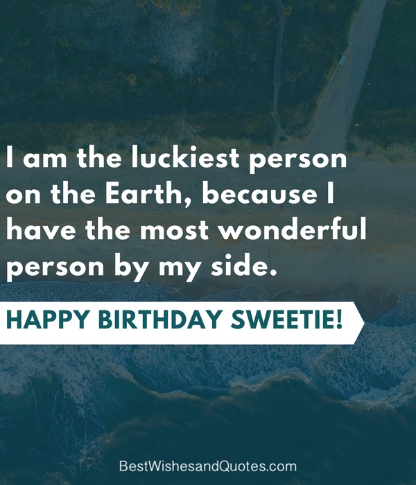 Happy Birthday Love Quotes Adorable Happy Birthday Lover 48 Romantic Quotes Just For Your True Love