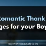 22 thank you message for your boyfriend