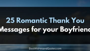 These thank you messages for your girlfriend will melt her heart 22 thank you message for your boyfriend expocarfo Gallery