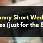 short wedding quotes for the bride