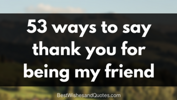 25 Unique And Loving Thank You Messages For Your Special