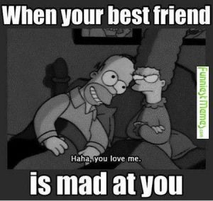 Best friend your meme when The Top