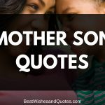 51 Mother Son Quotes That Are Beautiful and True