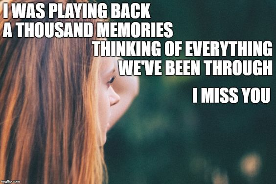 Miss You Memes